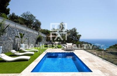 Villa en la mejor urbanizacion de Tossa de Mar