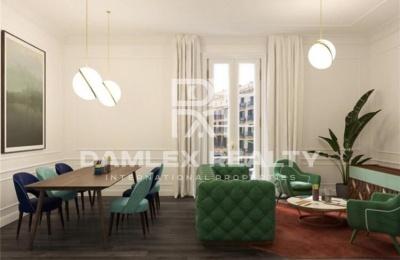 Precioso apartamento a 5 minutos a pie del Paseo de Gracia
