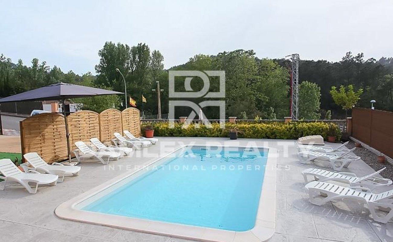 Casa con piscina en Lloret de Mar