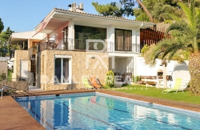 Villa con licencia turística. Lloret de Mar