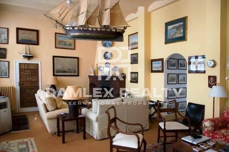 Costa Brava. Una mansión única del siglo 19 en el jardín botánico