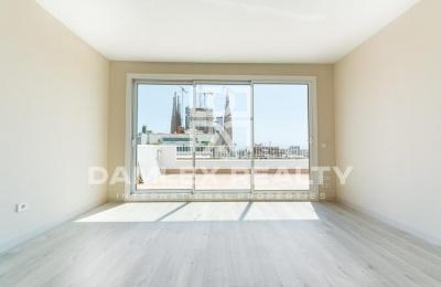 Apartamento con vistas a la Sagrada Familia