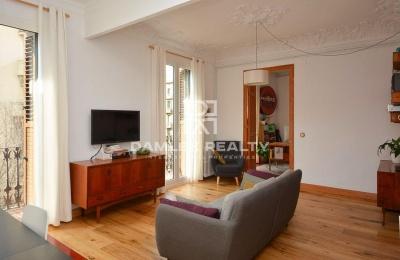 Apartamento reformado en Barcelona.