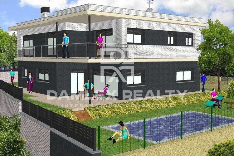 Nuevas villas en Premia de Dalt