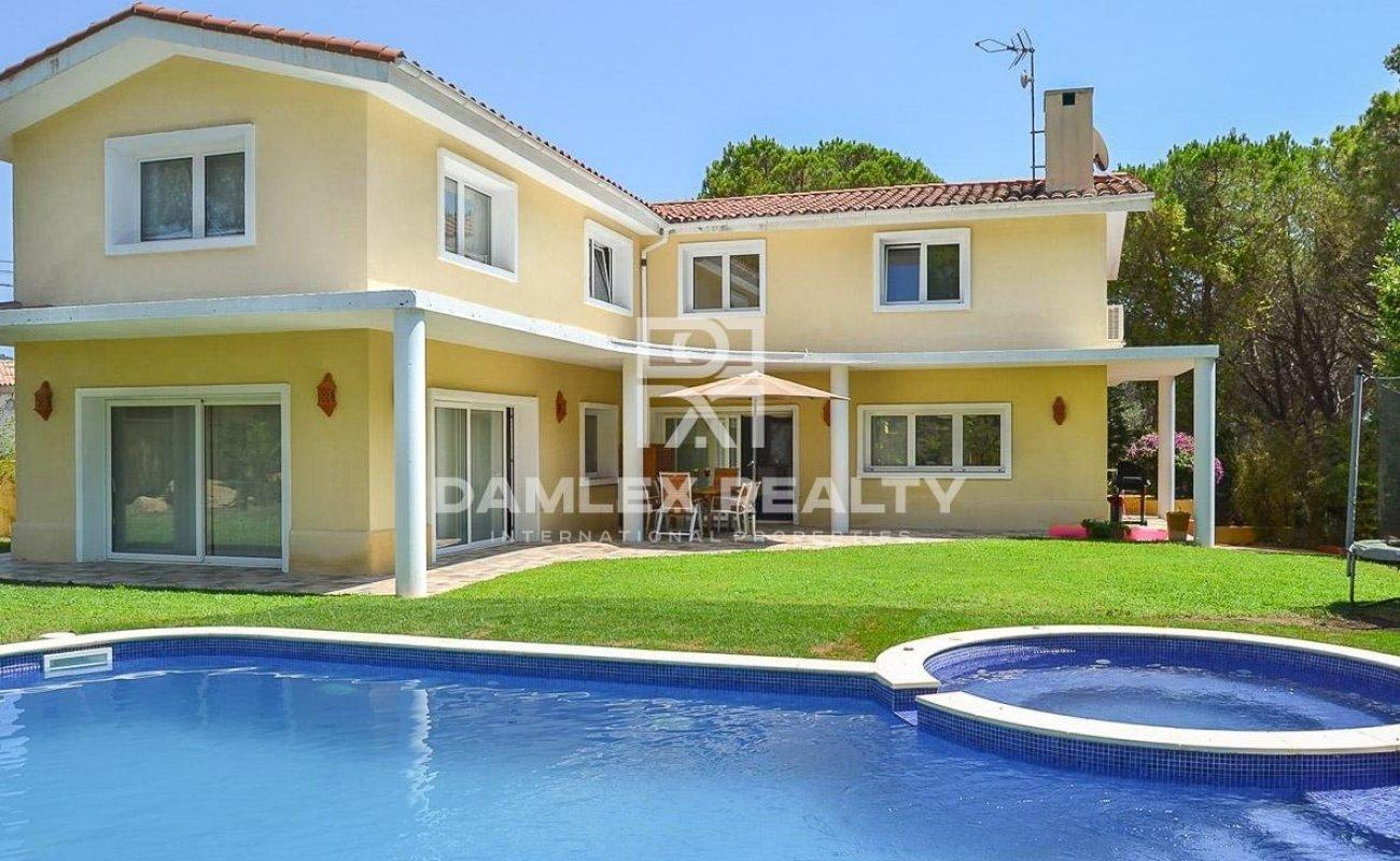 Villa cerca de la playa en Lloret de Mar