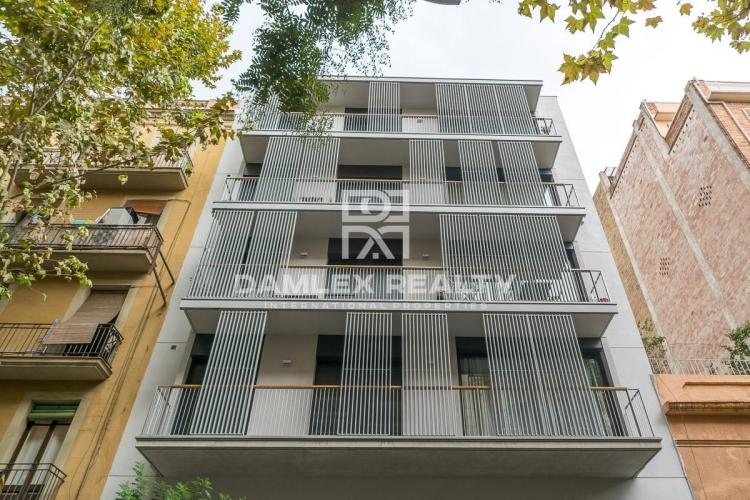Apartamento dúplex en Les Corts