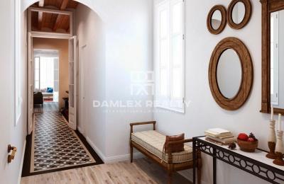 Precioso apartamento en el centro de Barcelona