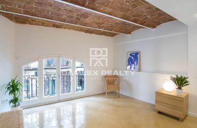 Apartamento renovado en Ciutat Vella. Barcelona