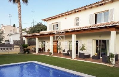Villa en Sitges