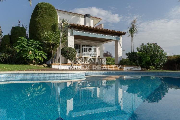 Villa en la zona de Can Teixido en Alella