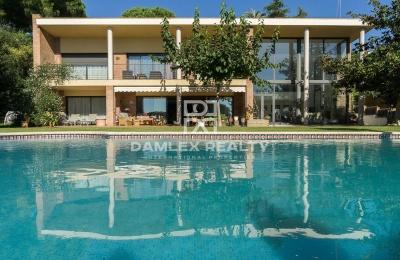 Villa moderna en Sant Andreu de Llananeras