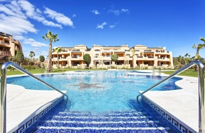 Apartamentos en un nuevo complejo residencial en la parte occidental de Marbella