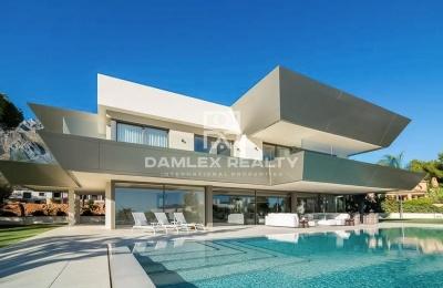 Nueva villa en el área de la Milla de Oro, Marbella
