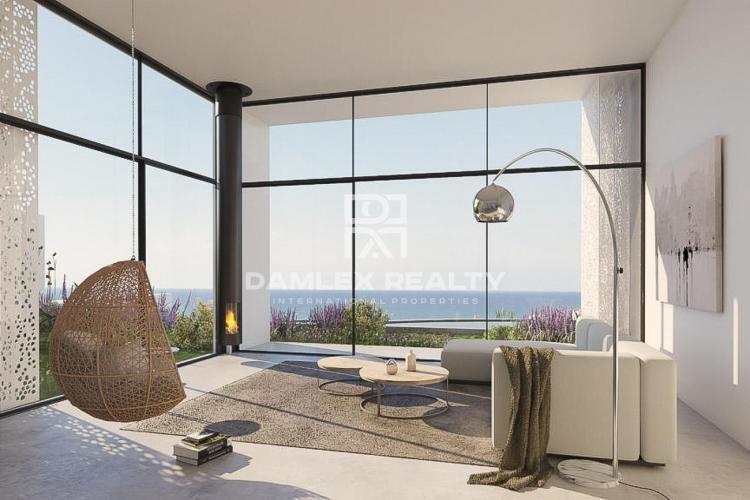 Villa con vistas panorámicas al mar en la Costa del Sol