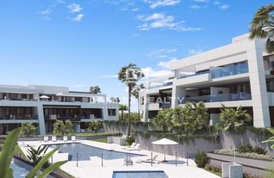 Nuevo complejo residencial con vistas al mar, Costa del Sol