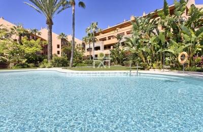 Apartamento a 5 minutos a pie de la playa. Marbella