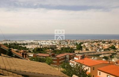 Villa con vistas al mar en la localidad de Vilassar de Dalt. Barcelona