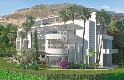 Apartamentos en un complejo residencial de lujo cerca de Marbella