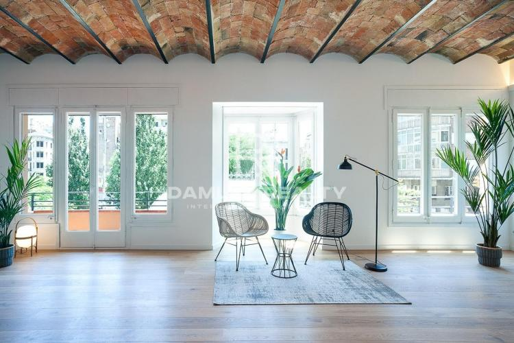 Precioso apartamento en la zona de San Gervasi