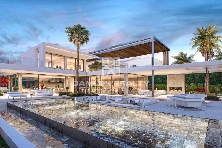 Proyecto exclusivo de villa en Marbella