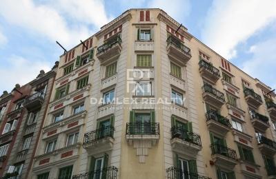 Apartamento reformado en la Zona Alta de Barcelona