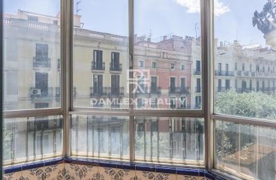 Apartamento para reformar a 300 metros del Paseo de Gracia, Barcelona