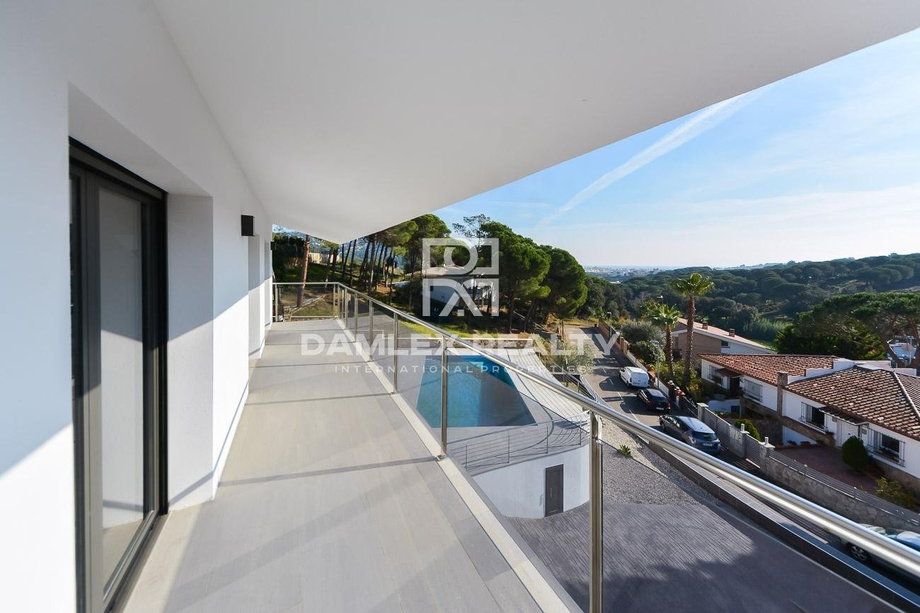 Villa con licencia turística en la Costa Brava
