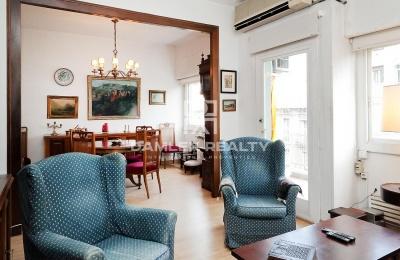 Apartamento de 3 dormitorios en la zona del Eixample. Barcelona