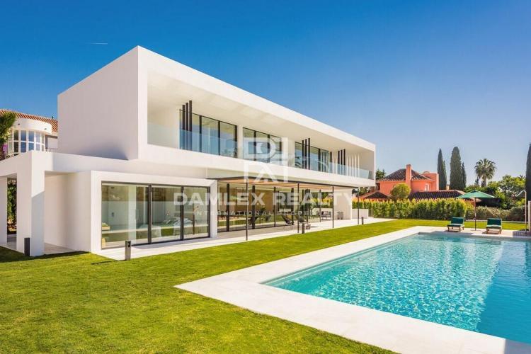 Villa de lujo en la prestigiosa zona de Marbella