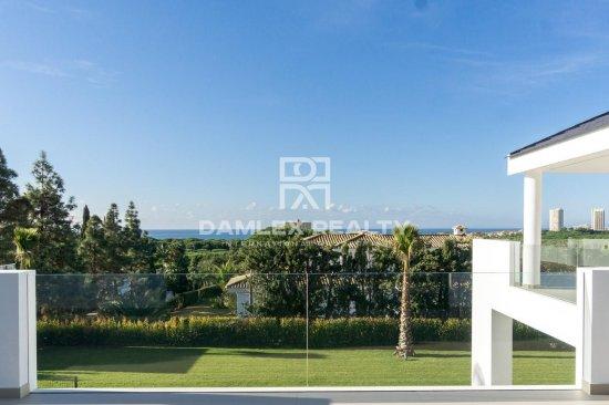Exclusiva villa con vistas al mar, Marbella