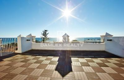 Nueva villa a 100 metros de la playa en Marbella