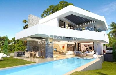 Nueva villa en venta en Estepona