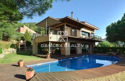 Preciosa villa en Cabrils