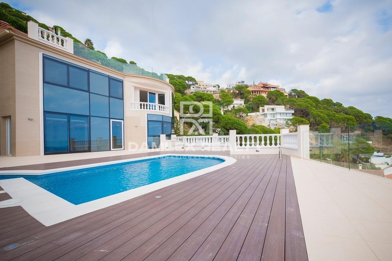 Villa exclusiva en la urbanización de Lloret de Mar, Costa Brava