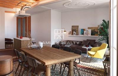 Apartamento reformado a 300 metros del Passeig de Gracia