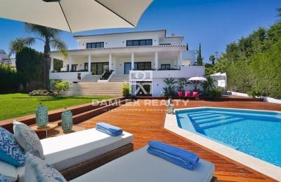 Encantadora casa cerca de club de golf en Nueva Andalucia