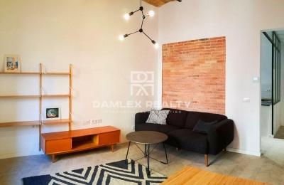 Apartamentos renovadoы en el centro de Barcelona