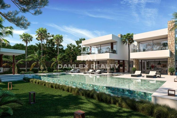 Impresionante villa nueva en Marbella