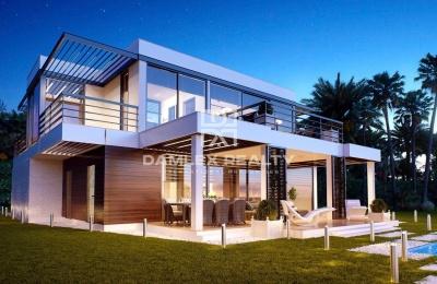 Nueva villa moderna a poca distancia del mar