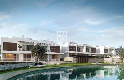 Nueva villa en Marbella con vistas al mar