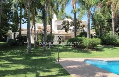 Villa en Marbella en la famosa zona de Rio Real