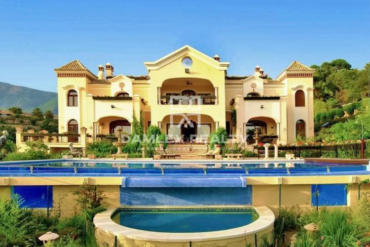 Villa en Marbella en la exclusiva urbanización de La Zagaleta