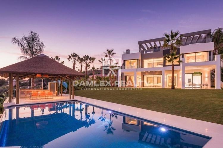 Villa de lujo en una zona prestigiosa de Marbella