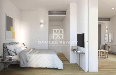 Nuevo y luminoso apartamento en el centro de Barcelona
