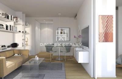 Nueva construccion en una zona prestigiosa de Barcelona