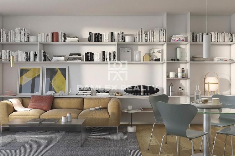 Nuevo edificio residencial en Les Corts, Barcelona