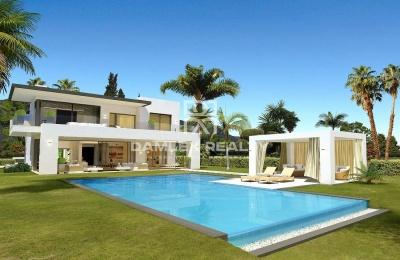 Venta de nuevas villas en Marbella.