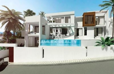 Nueva villa elegante en Marbella