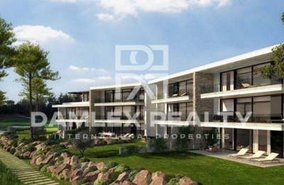 Apartamentos próximos a los campos de golf. Costa Brava