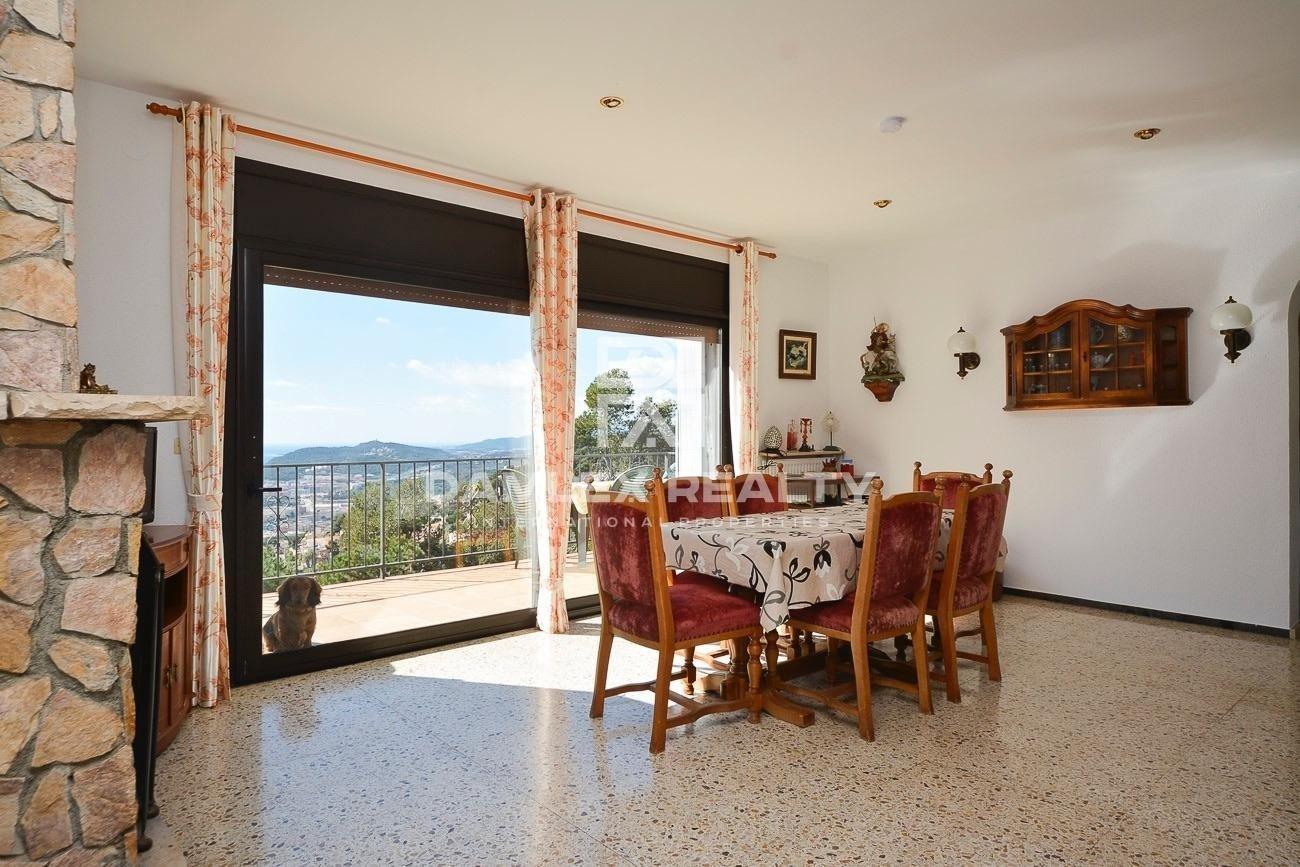 Casa con vistas al mar en la Costa Brava